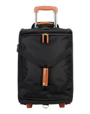 Чемодан/сумка на колесиках BRIC'S. Цвет: черный