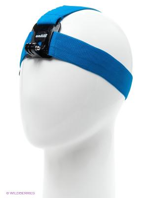 Крепление на голову Unlim. Цвет: синий