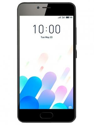 Смартфон Meizu M5c 16Gb (M710H-16-BK), чёрный. Цвет: черный