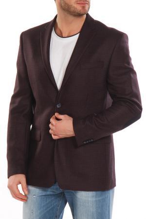 Пиджак Lexmer. Цвет: бордовый