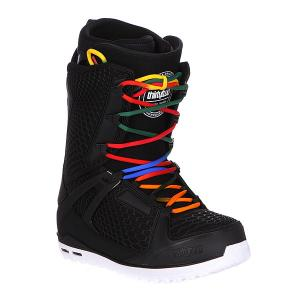 Ботинки для сноуборда  Tm Two Black Thirty. Цвет: черный