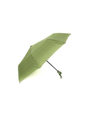 Зонт KONONO. Цвет: зеленый