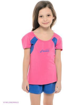Комплект Avanti Piccolo. Цвет: розовый, синий