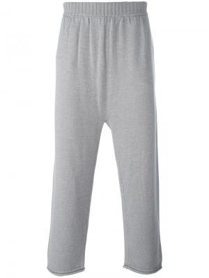 Спортивные брюки Lc23. Цвет: серый