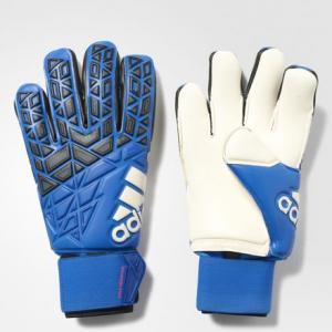Вратарские перчатки ACE Half-Negative  Performance adidas. Цвет: черный