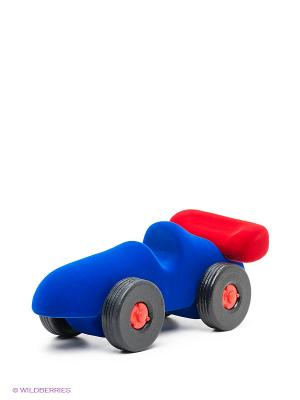 ИгрушкаГоночная машина Rubbabu. Цвет: синий
