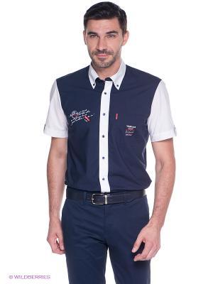 Рубашка Sail Exp. Цвет: темно-синий