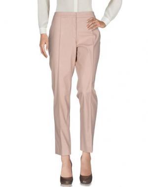 Повседневные брюки NATAN. Цвет: бежевый