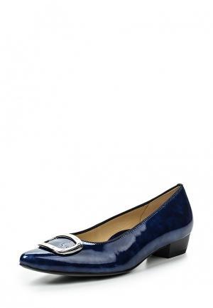 Туфли Ara. Цвет: синий