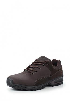 Ботинки Ascot. Цвет: коричневый