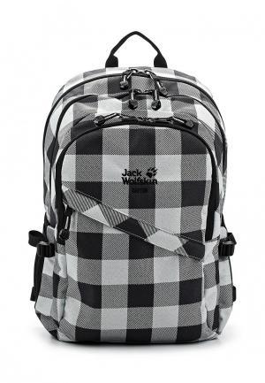 Рюкзак Jack Wolfskin. Цвет: серый