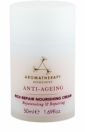 Регенерирующий обогащенный питательный крем Aromatherapy Associates. Цвет: бесцветный