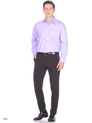 Рубашка CARAT.. Цвет: сиреневый