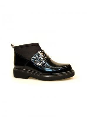 Ботинки Avenir PREMIUM. Цвет: черный