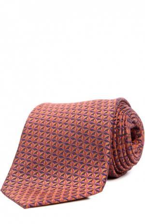 Галстук Fabric Frontline. Цвет: оранжевый