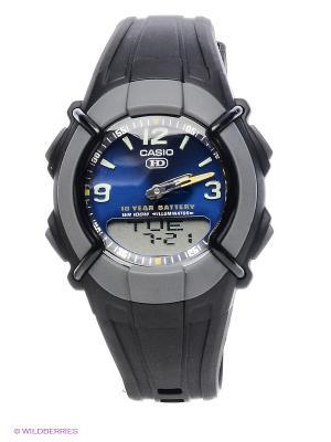 Часы Casio HDC-600-2B. Цвет: темно-синий
