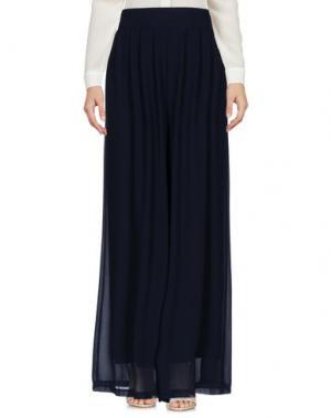 Повседневные брюки VAPOFORNO MILANO. Цвет: темно-синий