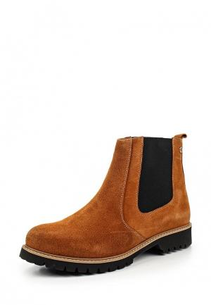 Ботинки Shoobootique. Цвет: коричневый