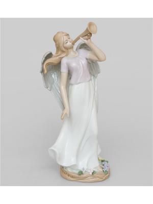 Статуэтка Волшебная Труба Pavone. Цвет: белый