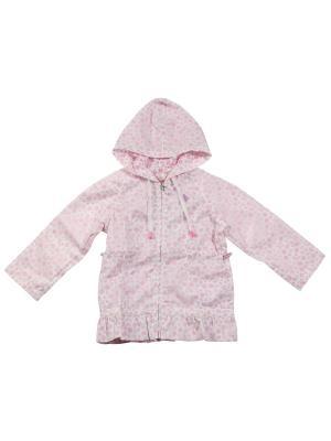 Куртка ВЕНЕЙЯ. Цвет: розовый