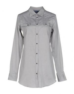 Pубашка MACCHIA J. Цвет: серый