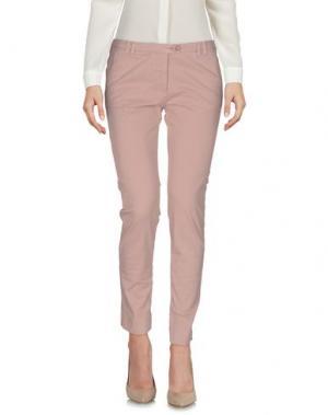 Повседневные брюки ALPHA STUDIO. Цвет: пастельно-розовый
