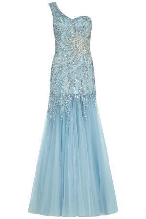 Dress DYNASTY SPIRIT. Цвет: голубой