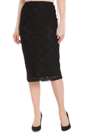 Юбка Glamorous. Цвет: black- lace