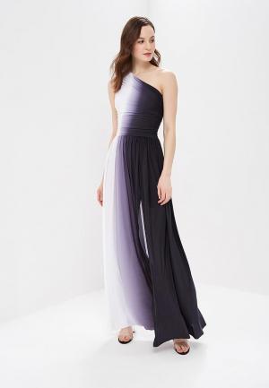 Платье пляжное Lora Grig. Цвет: синий