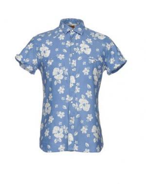 Pубашка JEY COLE MAN. Цвет: пастельно-синий