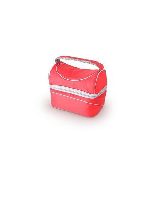 Сумка-термос тм THERMOS Beauty series PopTop Dual - Red. Цвет: красный