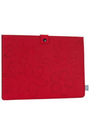 Чехол для Ipad/Tablet PC Burgmeister. Цвет: красный
