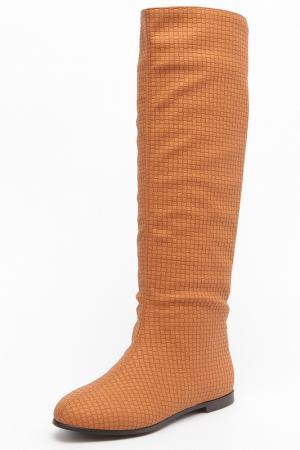 Сапоги SP. Цвет: оранжевый