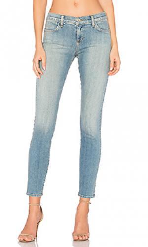 Узкие джинсы sophia baldwin. Цвет: none