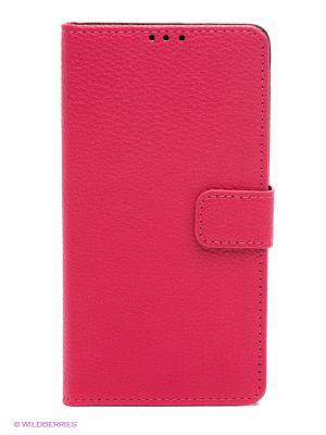 Чехол для Samsung Note 4 WB. Цвет: фуксия