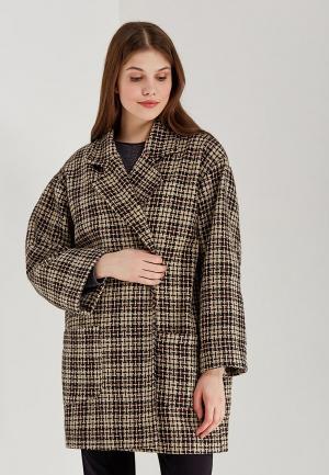 Пальто Magwear. Цвет: коричневый