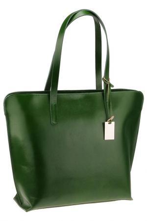 Сумка FLORENCE BAGS. Цвет: green