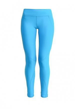 Леггинсы Urban Yoga. Цвет: голубой