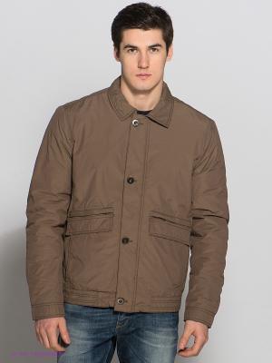 Куртка MEXX. Цвет: коричневый