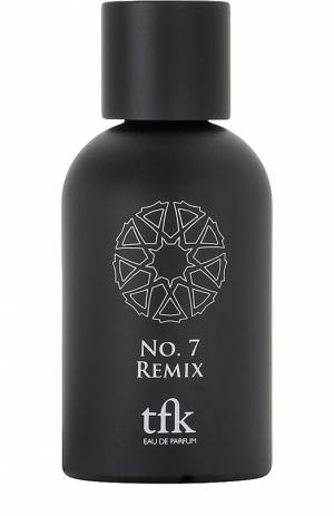 Парфюмерная вода 7 Remix TFK The Fragrance Kitchen. Цвет: бесцветный