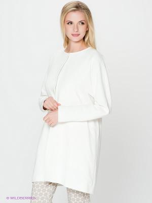 Пальто S.OLIVER. Цвет: белый
