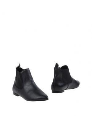 Полусапоги и высокие ботинки PENELOPE. Цвет: черный
