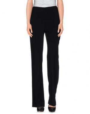 Повседневные брюки CLIPS UP. Цвет: черный