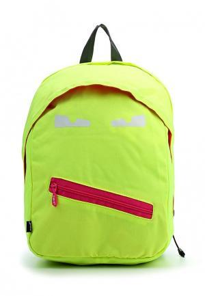 Рюкзак Zipit. Цвет: желтый