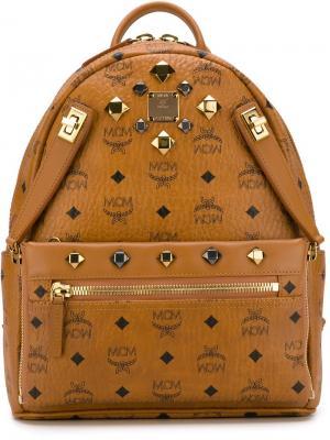 Рюкзак Dual Stark MCM. Цвет: коричневый