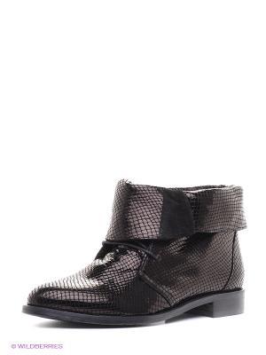 Ботинки Roccol. Цвет: темно-коричневый
