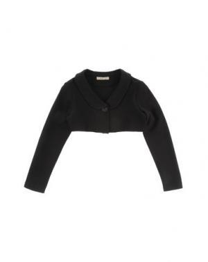Пиджак MIMISOL. Цвет: черный