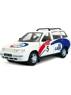 Машина LADA 111 спорт AUTOTIME. Цвет: белый