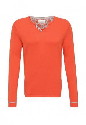 Пуловер Harris Wilson. Цвет: оранжевый