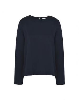 Блузка TWIST & TANGO. Цвет: темно-синий